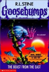 One of my favourite Goosebumps books!
