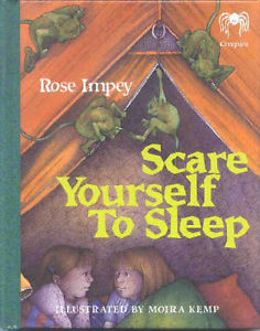 This is a great introduction to spooky tales.