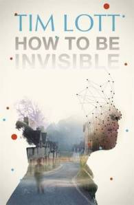The delightful jacket for How to be Invisible.