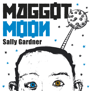 Maggot Moon's original cover for the Teen release.