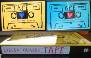 The proof of the book, some of which came with personalised tapes to play.