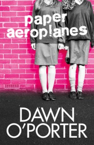The striking & simple jacket for Paper Aeroplanes.