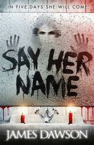 The Brilliantly Chilling Jacket for Say Her Name...
