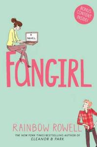 Fangirl - Rainbow Rowell is one to watch.