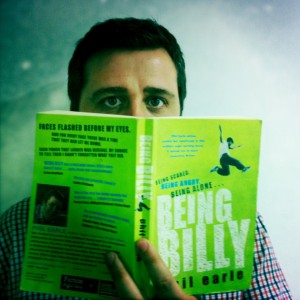 Phil's debut, Being Billy, is a blisteringly honest novel.