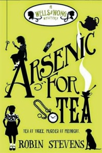 The sequel, Arsenic For Tea - January 2015