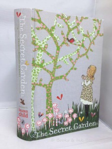 Lauren Child's beautiful illustrated edition of The Secret Garden.