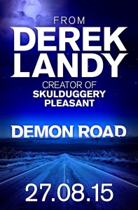 Demon Road holding image