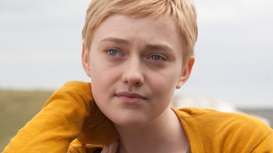 Dakota Fanning in the movie adaptation Now Is Good